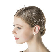 BUDDING SPARKLE HAIRPIECE