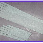 DOLF700 - LACE GLOVES