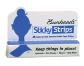 STICKY STRIPS
