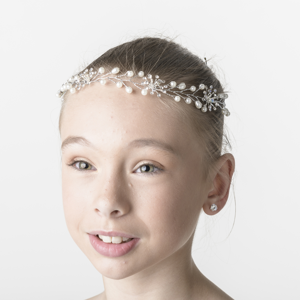 SPRING SPARKLE HAIRPIECE